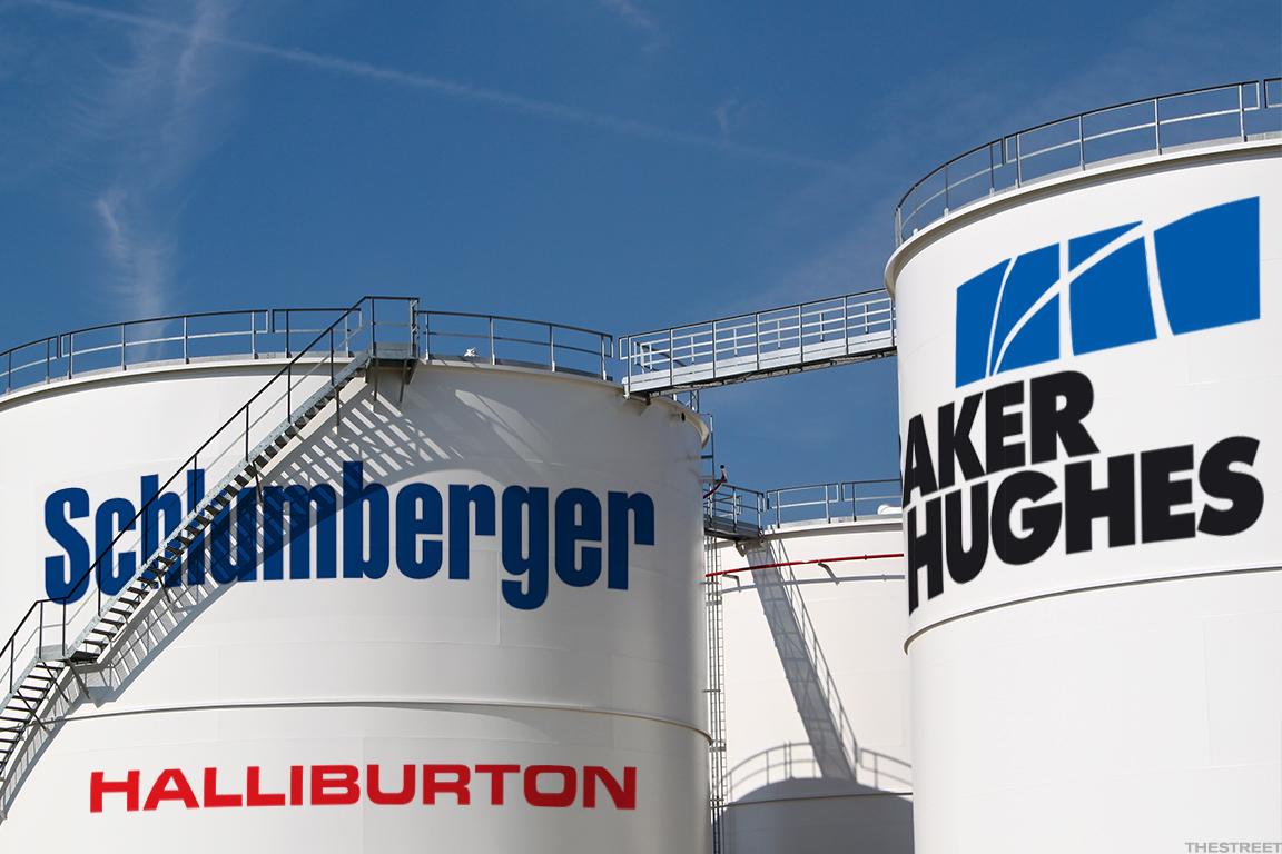Resultado de imagen para Halliburton, Schlumberger y Baker
